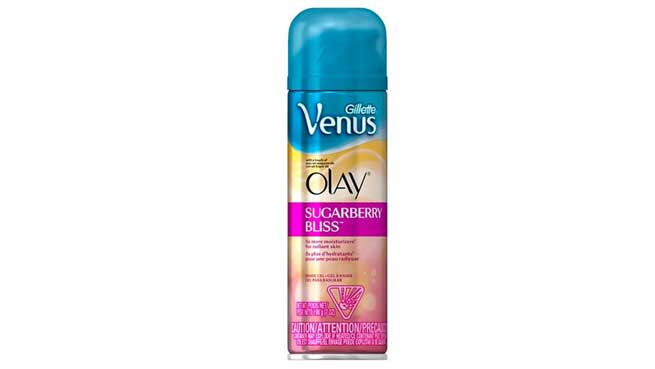Gillette Venus with a Touch of Olay Sugarberry Bliss
