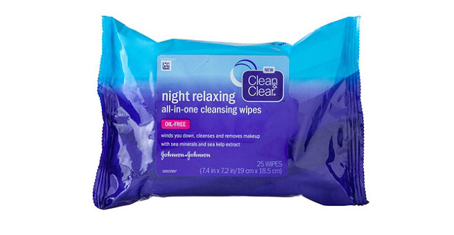 Clean and Clear Face Wipes