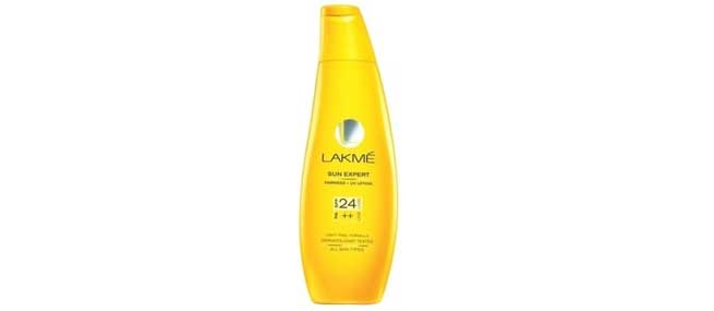Lakme Sunexpert Fairness Body Sunscreen Lotion SPF 24 PA++