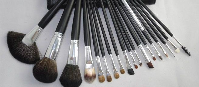 M.A.C Makeup Brushes