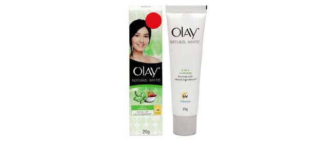 Olay Natural White 3 in 1 Fairness Cream