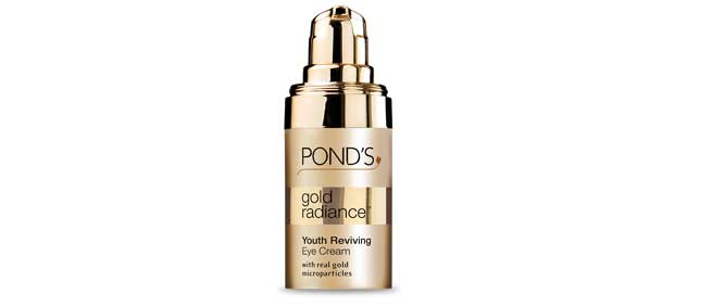 Pond's Gold Radiance Youth Reviving Eye Cream