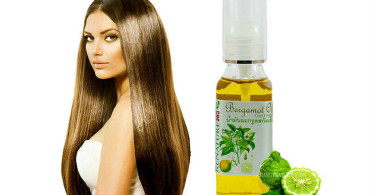 Bergamot Essential Oil For Your Hair
