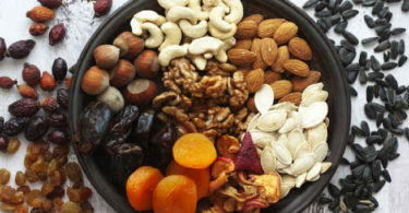 Foods High in Phytic Acid