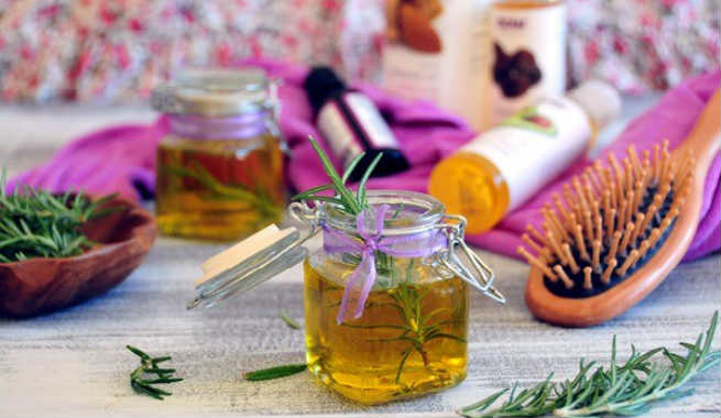 Rosemary Oil For Hair Loss
