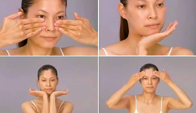 Anti-Aging Face Massage: 5 Minutes-A-Day Keeps Age Away!