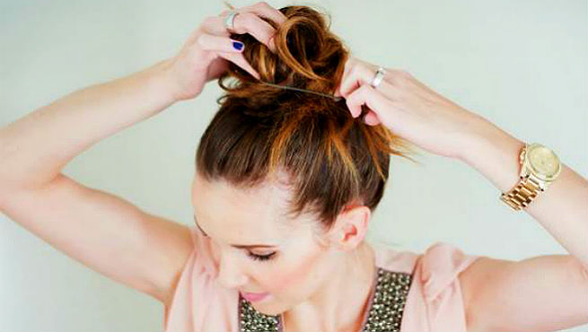 Secret To Get A Perfect Topknot – REVEALED!