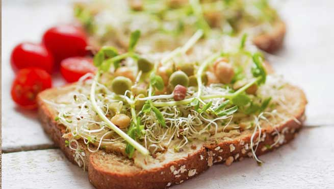 Sprouts for Weight Loss: