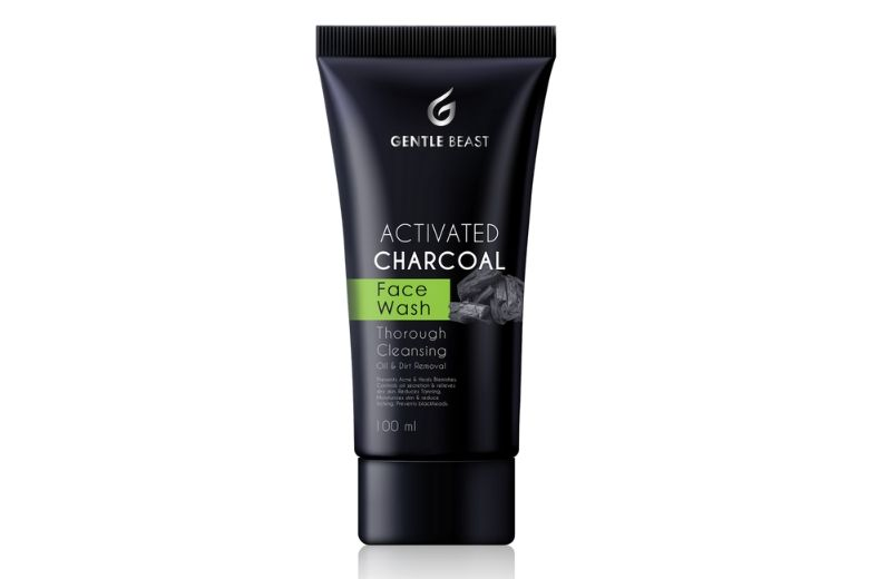 Gentle Beast's Premium Charcoal Face Wash